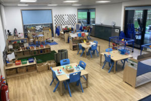 Inside Little Chestnuts Preschool